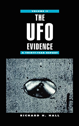The UFO Evidence - Volume 2 : A Thirty Year Report