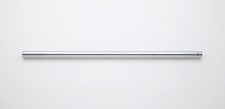 和式鍛錬鉄棒 クロ-ムメッキ仕上げ 70cm (紫の房) B01N4SEO2B
