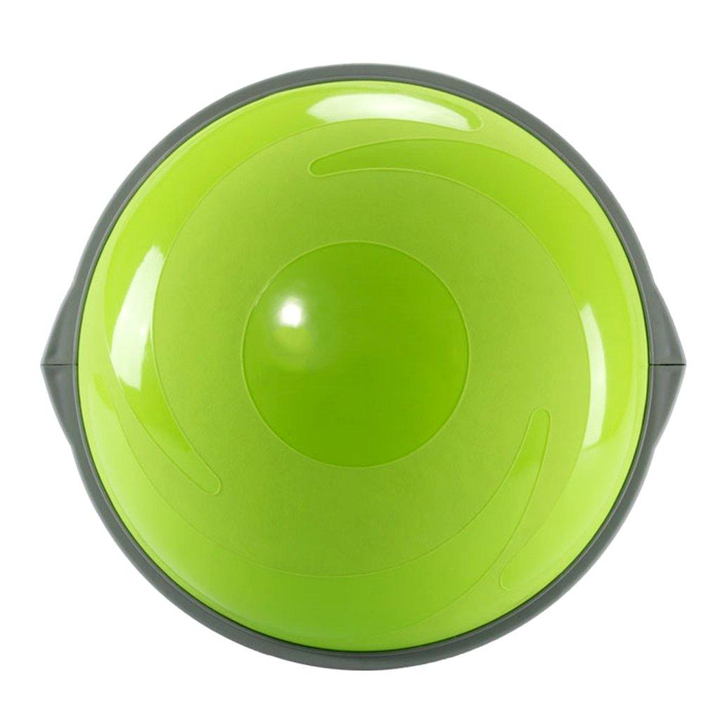 Gbf Halbkreisförmiger Balancenball Yogaball/Eignungsball explosionssicherer Gewichtverlusteignungsball Sicherheitsbeleg Starker gymnastischer Ball Bodybuilding Formend