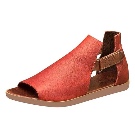 Summer Women/'s Kitten Heels Bowknot Round Toe Sweet Sandals Buckle strap Shoes