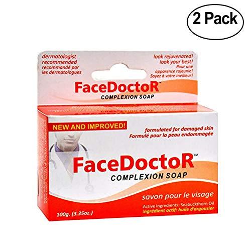 FaceDoctor REJUVENATING SOAP - Pack of 2