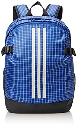 Adidas Power Backpack Fabric Bags For Unisex, Blue