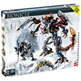 Lego Bionicle Special Limited Edition Set #10204 Vezon Kardas