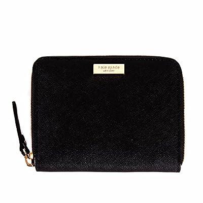 Kate Spade Darci Laurel Way Leather Zip Around Medium Wallet