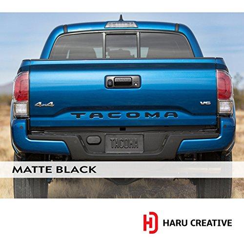 Haru Creative Toyota 2016 2018 Tailgate product image