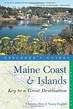Maine Coast and Islands, Christina Tree and Nancy English, 1581571372