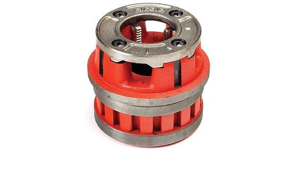 Ridgid 66050 Hand Ratchet Threader Die Head Complete 12R 1-Inch HS BSPT