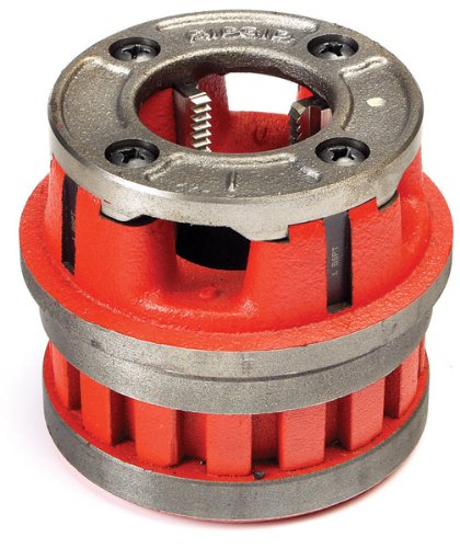 RIDGID 51862 Die Head, High Speed 12R Die Head Designed for Cutting Plastic Coated Pipes