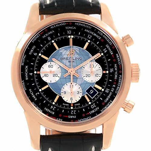 Breitling Transocean Automatic-self-Wind Male Watch RB0510 (Certified Pre-Owned)