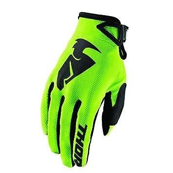 schwarz Thor Sector Motocross Kinder Handschuhe 2018
