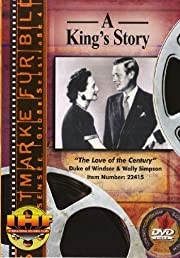 A King's Story : The Love Story of the…