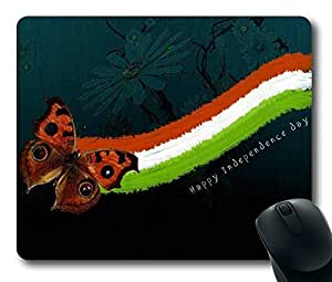 Independence Day Fashion Easter Thanksgiving Personlized Masterpiece Limited Design Oblong Mouse Pad by Cases & Mousepads