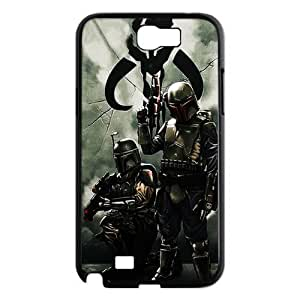 CTSLR Design Star Wars Hard Case Cover Skin for Samsung Galaxy Note 2 N7100-1 Pack- 4