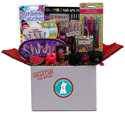 Diva & Proud - Summer Camp Care Package or Birthday Gift for Girls