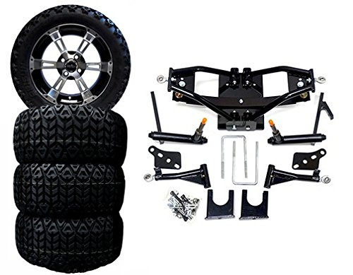 lift kit and wheel combo - 7