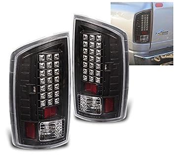 rxmotor Dodge ram1500 Full Ersatz-LED-Bremse Rücklicht hinten signal ...