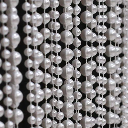 - Event Decor Direct 9FT Pearl Multi Ball Chain Curtain