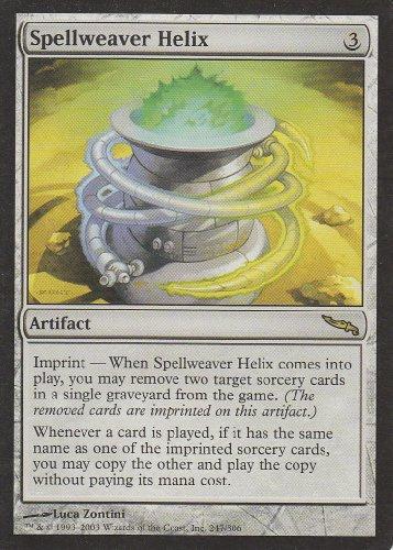 Spellweaver Helix (Magic the Gathering : Mirrodin #247 Rare)