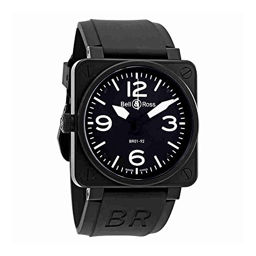 Bell-and-Ross-Aviation-BR01-92-Carbon-Automatic-Mens-Watch-BR01-92-SL
