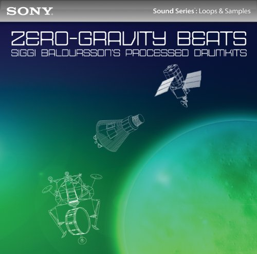 Siggi Baldursson: Zero-Gravity Beats [Download] by Sony