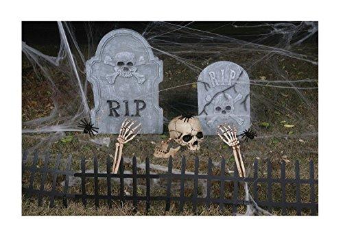 Seasons Spooky Cemetery Kit -