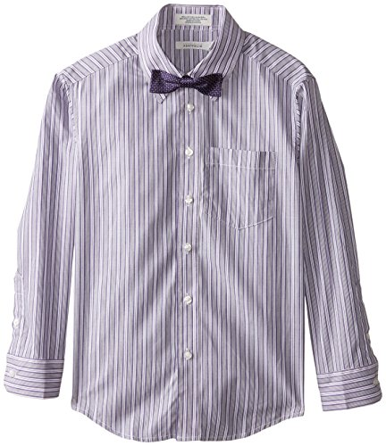 Perry Ellis Boys Striped Shirt