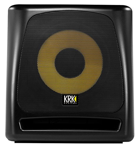 "KRK 10S2 V2 10"" 160 Watt Powered Studio Subwoofer"