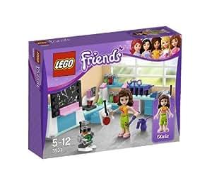 LEGO Friends 3933 - El Taller de Inventos de Olivia