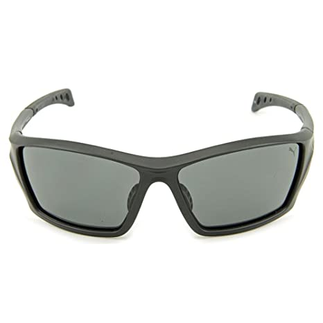 346c2faa63 Puma Eyewear Sunglasses Polarized Lenses Pu14701a Gr  Amazon.ca  Sports    Outdoors