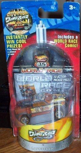 Hot Wheels Highway 35 World Race Roadbeasts: Mega-Duty 28/35 by by by Hot Wheels 6edd6b