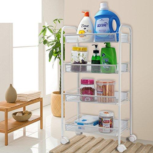well-wreapped Kitchen storage racks/bathroom rack/shelf /Belt pulley ...
