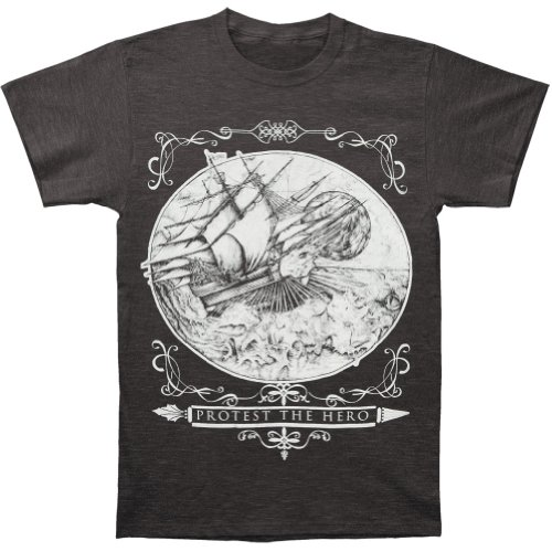 Protest The Hero Men's Celestial T-shirt Grey