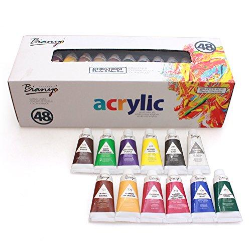 48 color paint set - 7
