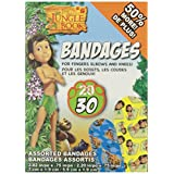 Jungle Book Bandages, 30 Count, 1 Count