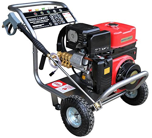 Brilliant MBW4200, Professional Gas Pressure Washer, 4200PSI/4.0GPM by Brilliant