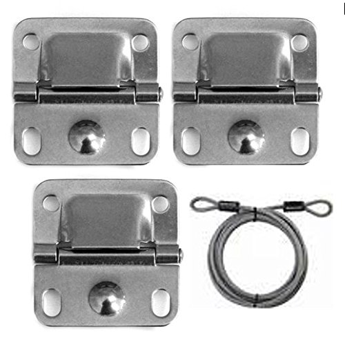 ice chest hinges coleman - 9