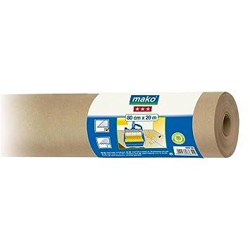 Maler Abdeckpapier Schutzpapier Glatt 100 Altpapier 80 Cm X 20 M