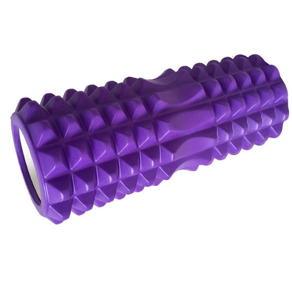 LUCHA Muskeln Hohl Yoga Roller für entspannende Muskeln und Verbesserung der Balance Frauen Mann