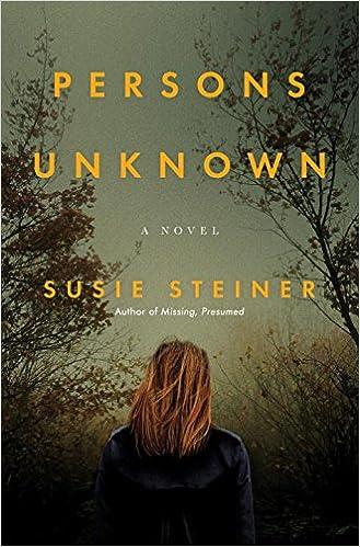 Amazon Persons Unknown A Novel Manon Bradshaw 9780812998344