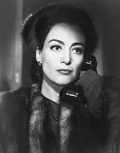 Image Conscious Joan Crawford, 1945, 'Mildred Pierce' by Hollywood Historic Photos 11