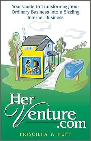 Book Herventure.Com by Priscilla Y Huff (2001-04-30)