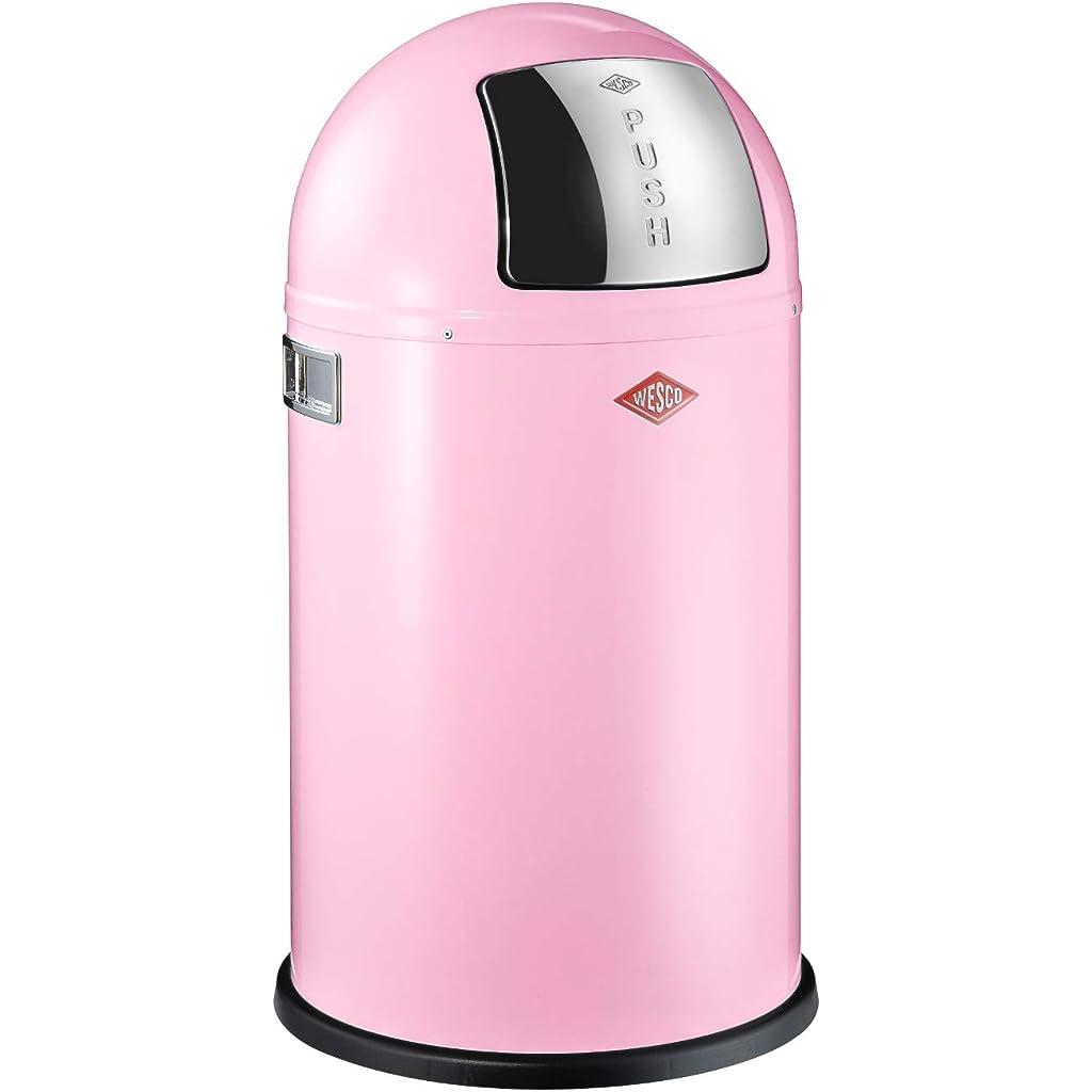 Wesco Pushboy Junior 175 531-26 Pink Bin