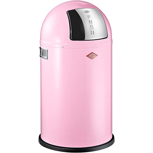 Wesco Pushboy Junior 175 531-26 Pink Bin