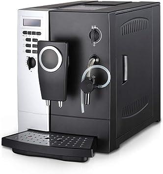 LHJCN Cafetera Superautomática, 19 Bares, Molinillo de Café, con ...