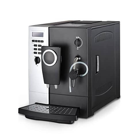 JHSHENGSHI Cafetera Superautomática, 19 Bares, Molinillo de Café ...