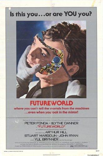 Futureworld Movie Poster (27,94 x 43,18 cm): Amazon.es: Hogar