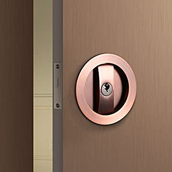 Amazon Com Ccjh Sliding Door Locks Invisible Door Locks