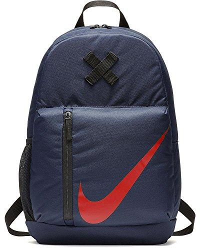 Nike Mecurial Victory II Fester Boden Fußballstiefel dunkelblau - schwarz - rot