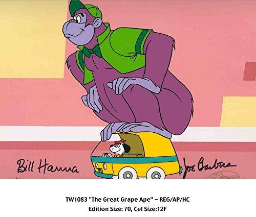 Hanna & Barbera The Great Grape Ape Warner Brothers Studio Hanna