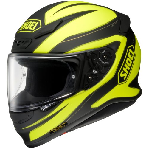 Shoei Beacon RF-1200 Street Bike Racing Motorcycle Helmet - TC-3 / X-Large